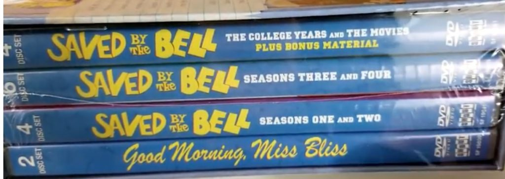 Saved By The Bell: The Complete Collection review