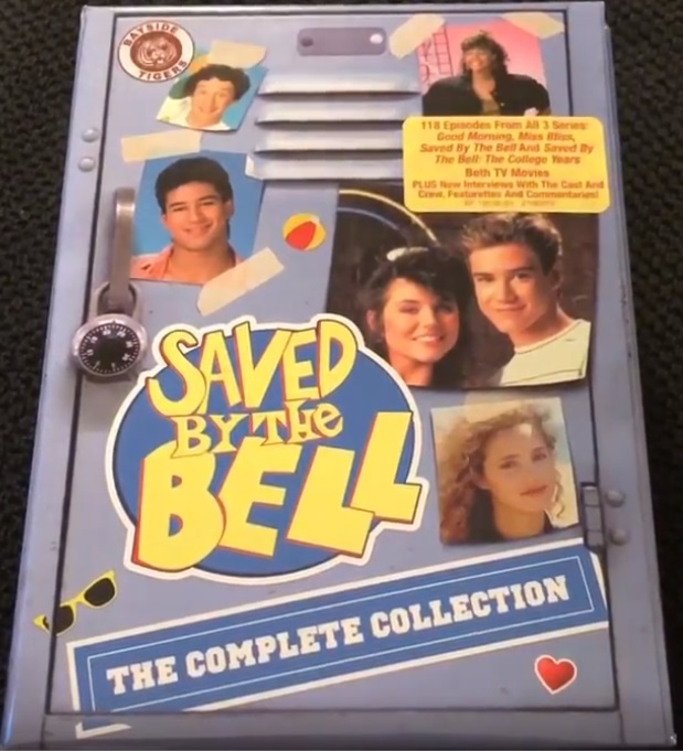 Saved by the Bell DVD review