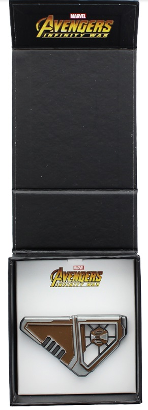 Star-Lord Guardians Of The Galaxy Communication Pin Exclusive