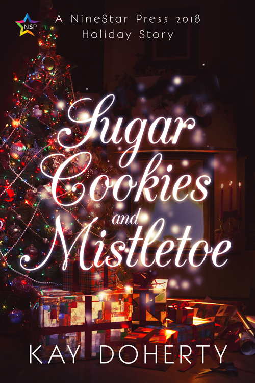 Sugar Cookies and Mistletoe NineStar Press book