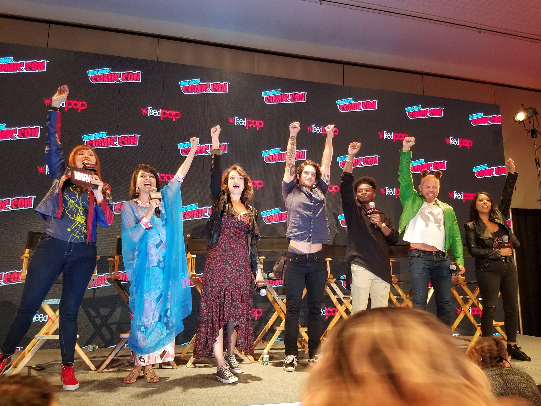 Marvel Rising at NYCC 2018
