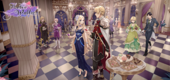 'Helix Waltz' Narratively Driven Dress-Up Game Coming This November