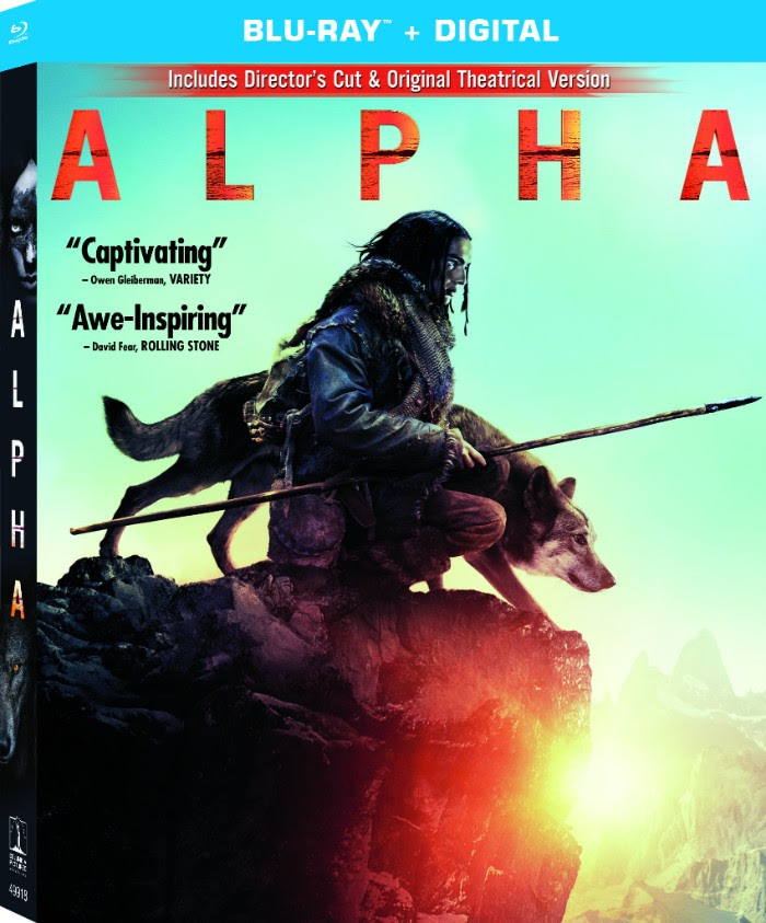 Alpha Sony Pictures Home Entertainment Blu-ray DVD Digital release