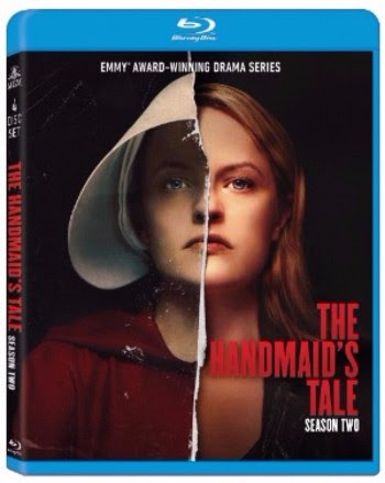 The Handmaid's Tale Season 2 Blu-ray DVD December 2018 release