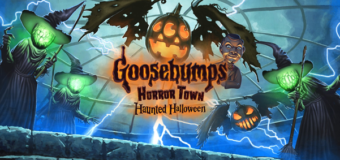 Pixowl Launches Goosebumps HorrorTown Haunted Halloween Event