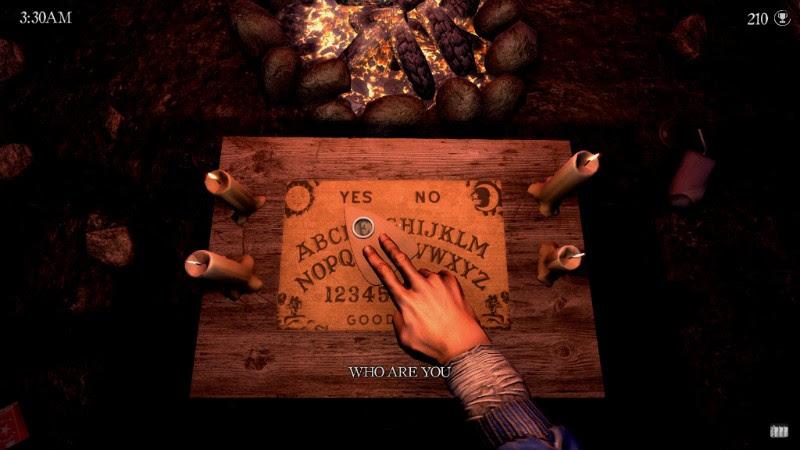 Apparition indie game release steam
