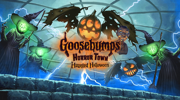 Haunted Halloween Event Goosebumps HorrorTown Pixowl