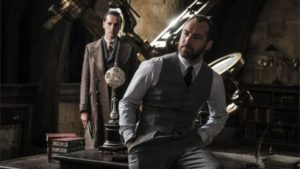 fantastic beasts crimes of grindelwald dumbledore