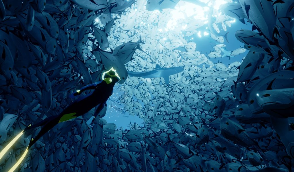 ABZU Nintendo Switch Release