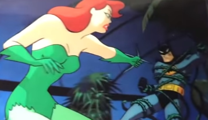 Batman animated series Blu-ray review
