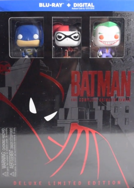 Batman The Animated Series Blu-ray review
