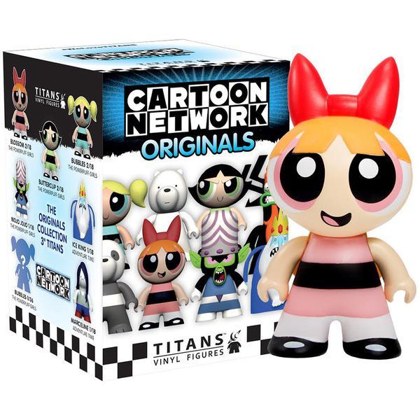 Cartoon Network Vinyl Figures