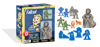 Get Ready for Toynk Toys' Fallout Nanoforce Series 1 Army Builder Collection Line!