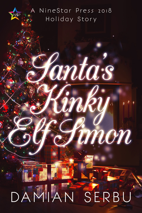 Santa's Kinky Elf, Simon NineStar Press book