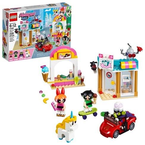 The Powerpuff Girls LEGO