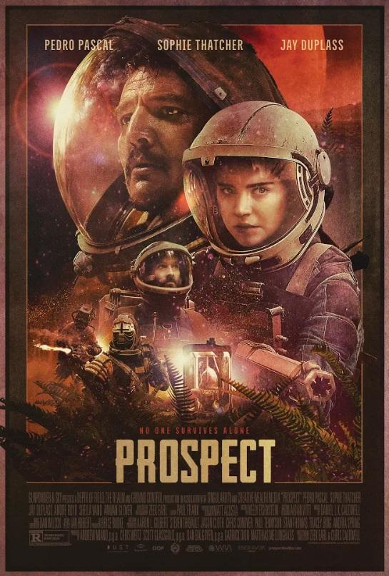 Prospect Poster DUST