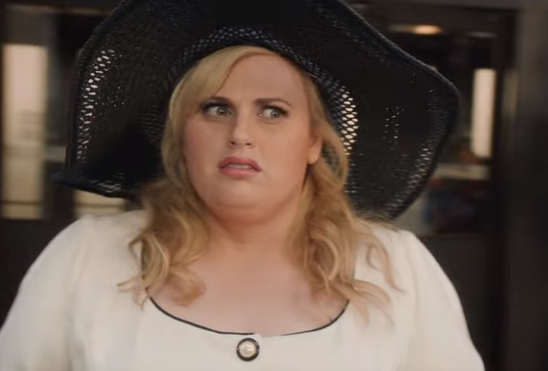 Rebel Wilson Isn't It Romantic film