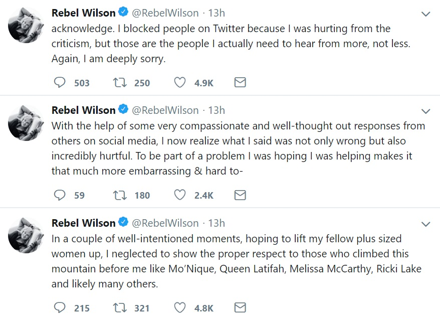 Rebel Wilson Isn't It Romantic