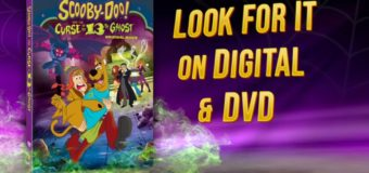 """Scooby-Doo! and the Curse of the 13th Ghost"" Gets February 2019 DVD & Digital Release"