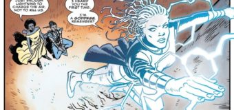 Okorafor Writes A Wonderful Storm In 'Shuri' Issue 2! Why Aren't Other Marvel Writers Following Suit?