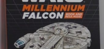 Star Wars Build Your Own Millennium Falcon – Book Review