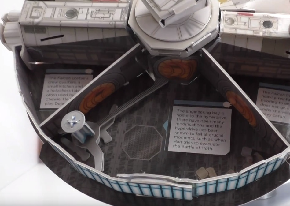 Star Wars Build Your Own Millennium Falcon