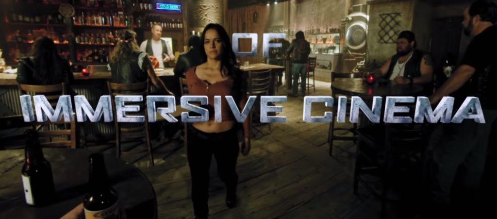The Limit VR Film Michelle Rodriguez Norman Reedus