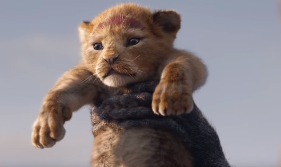 the lion king trailer for the cg adapatation is gorgeous