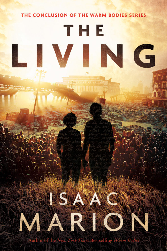 The Living Warm Bodies book Isaac Marion interview