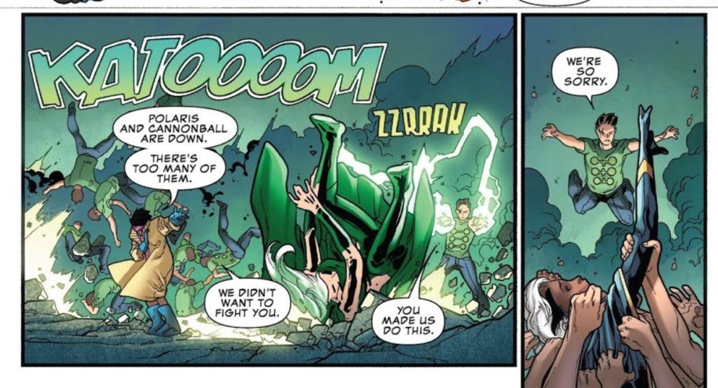 Okorafor Uncanny X-Men Issue 2 Storm Marvel