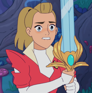she ra princesses of power adora