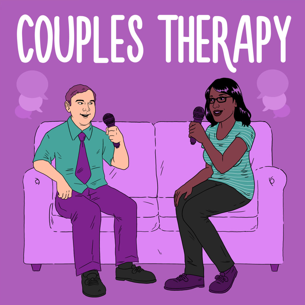 couples therapy podcast naomi ekperigin andy beckermen