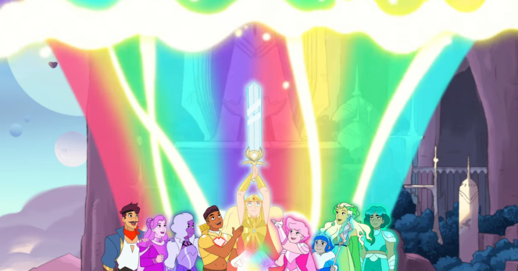she ra princesses of power