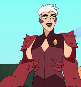 she ra princesses of power scorpia