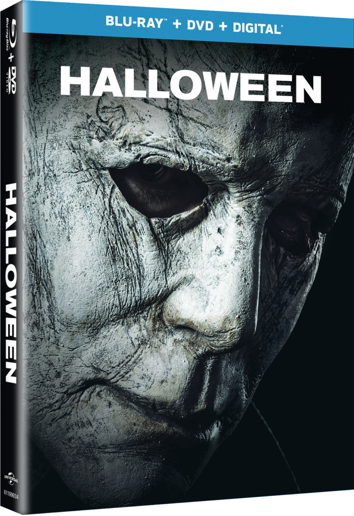 Halloween 2018 Digital 4K Blu-ray DVD release