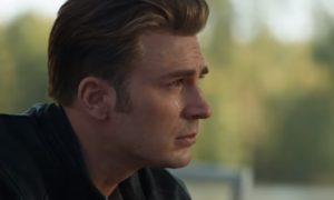 Avengers Endgame Steve Rogers Endgame Spoiler