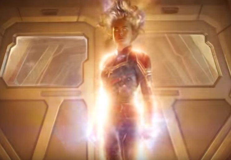 Captain Marvel second trailer MCU Brie Larson Captain Marvel Reviews