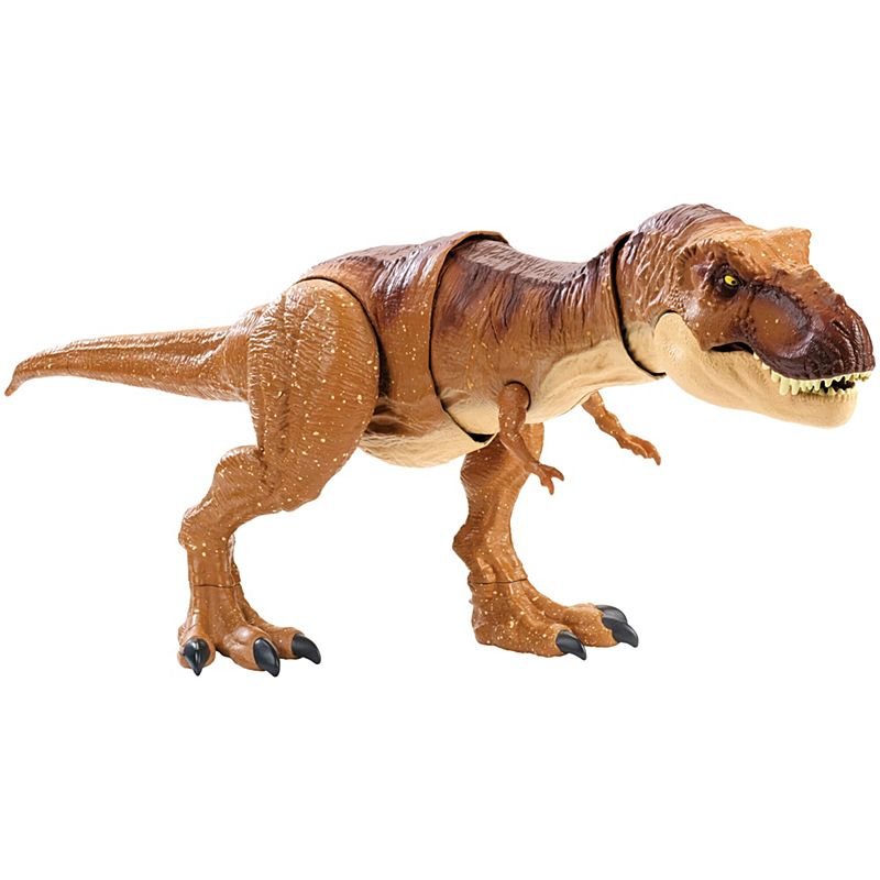 Thrash 'N Throw Tyrannosaurus Rex Jurassic World Universal