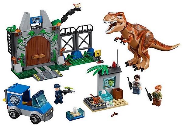 LEGO Juniors Jurassic Breakout