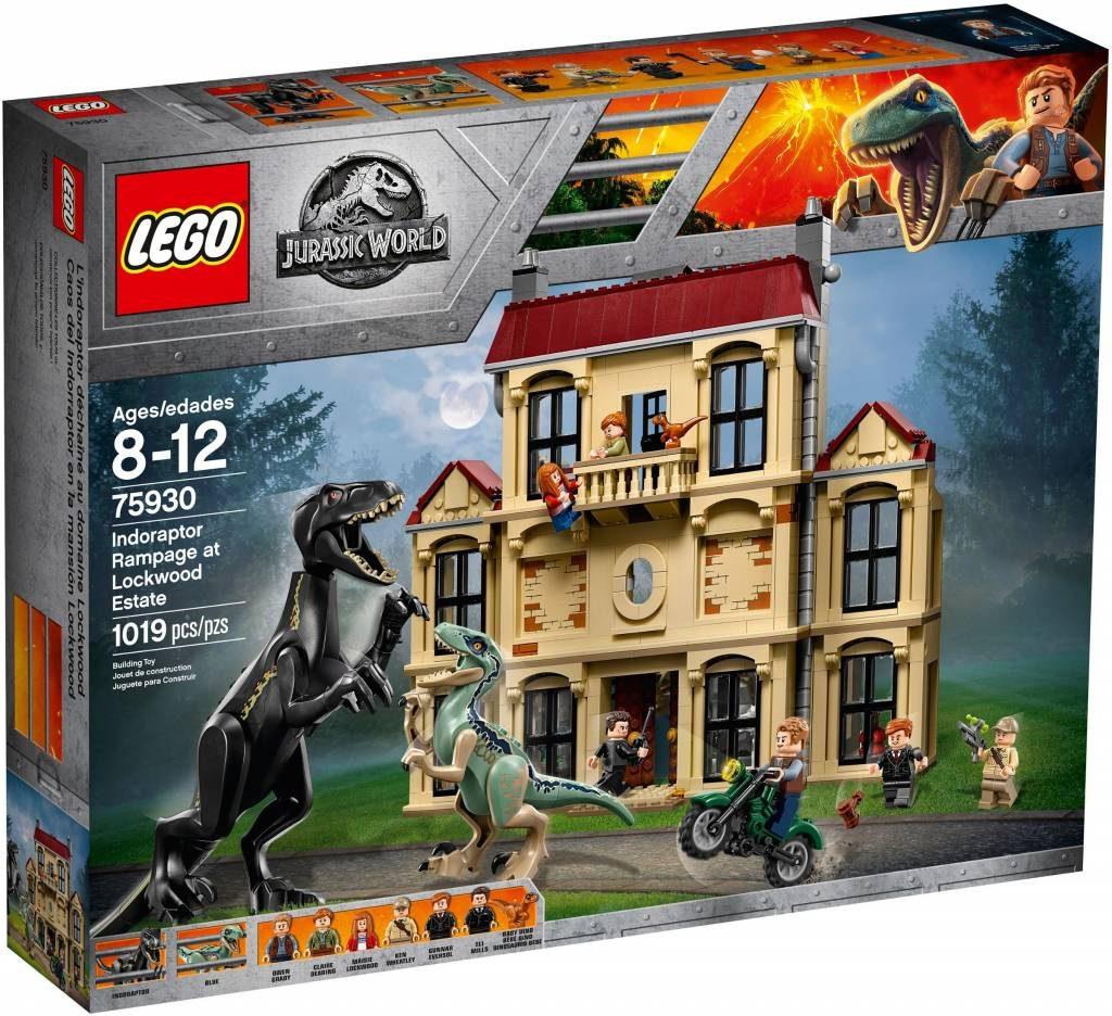 LEGO Lockwood estate