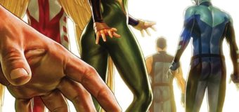 Marvel Sends The Young X-Men Back To The Past And Iceman Into The Closet In Extermination Issue 5
