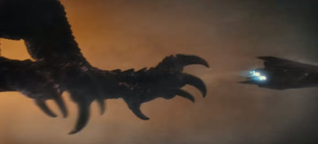 Godzilla King of the Monsters second trailer