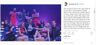 Hit The Floor Gets Canceled (Again?) James LaRosa Will Finish The Story Somehow!