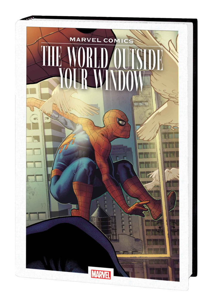 Marvel the world outside your window