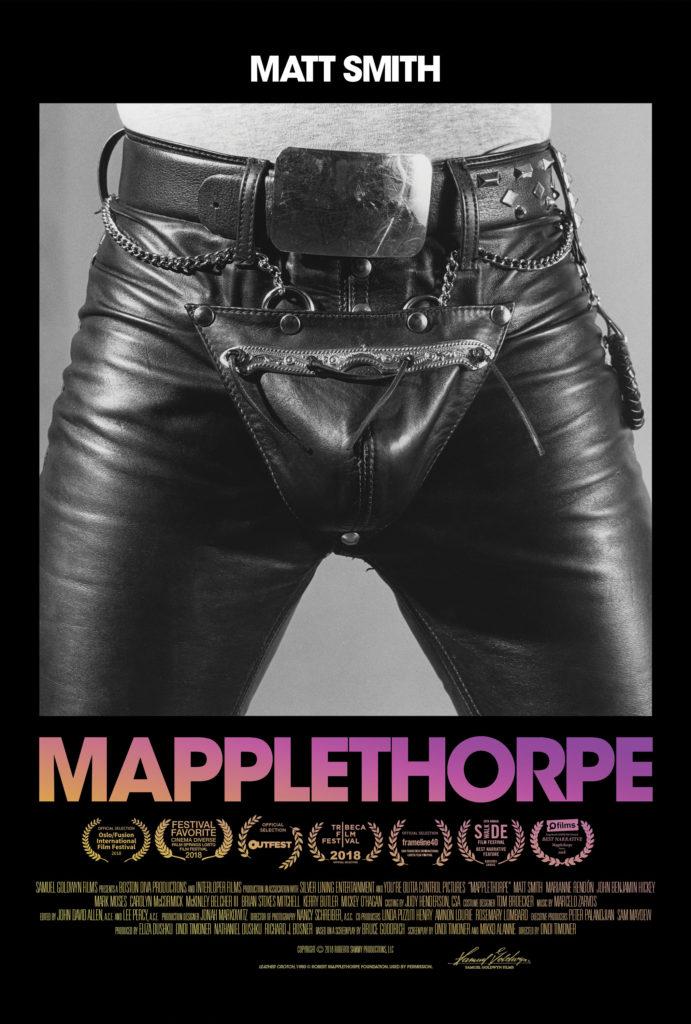 Mapplethorpe Queer film lgbt Matt Smith