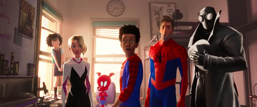 spider-verse spider-man