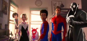 Spider-Verse Weaves a Tantalizing Web