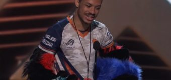 YouTuber PewDiePie Talks About Best Esports Player Making Things Political During Game Awards 2018 Speech