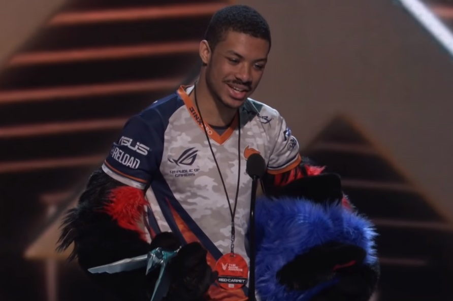 SonicFox PewDiePie Game Awards 2018