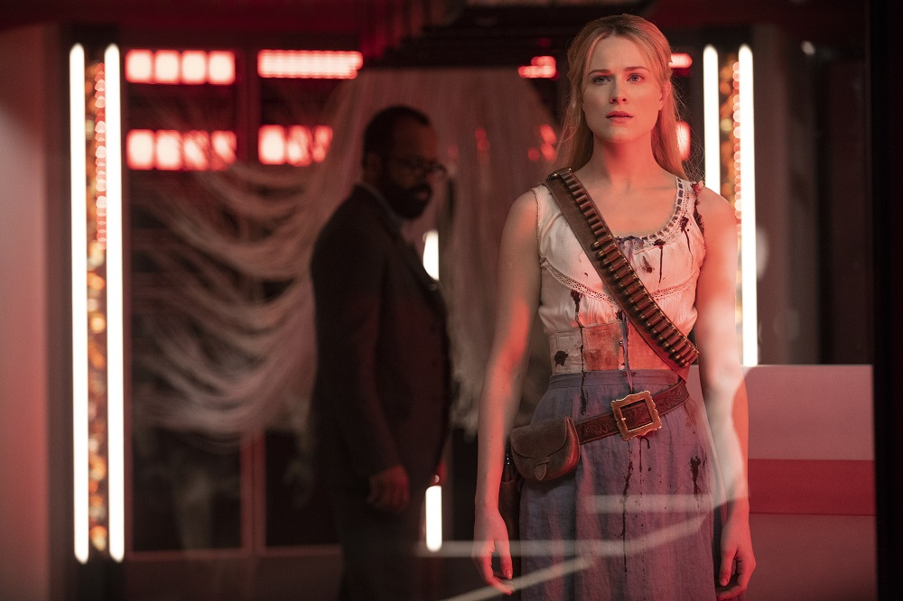 Westworld Season 2 The Door Blu-ray DVD 4K Review